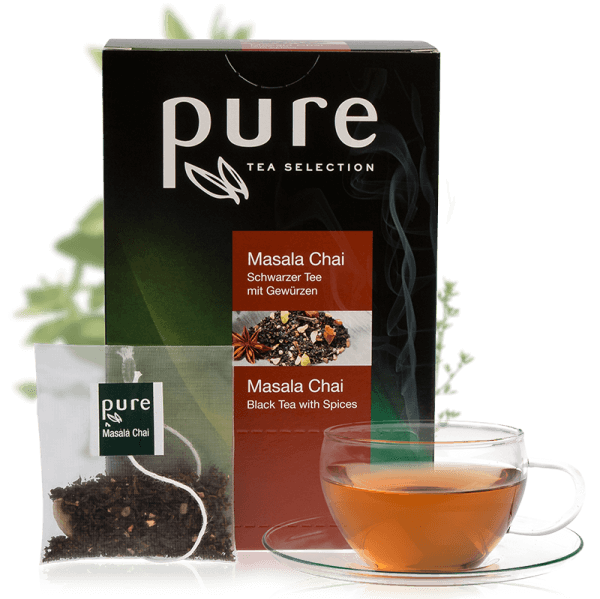 Pure Tee Selection Masala Chai 1 Box