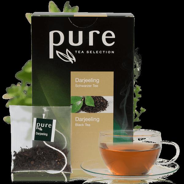 Pure Tee Selection Fein Aromatischer Darjeeling 1 Box