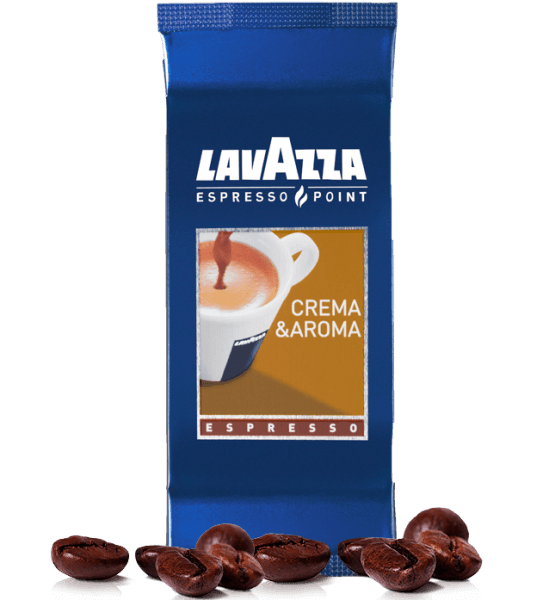 Lavazza Espresso Point 408/434 Crema & Aroma Kapseln - 100 Stk