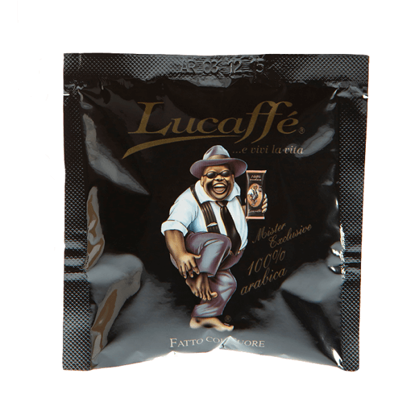Lucaffe Mr. Exclusive ESE Pads 150 Stk