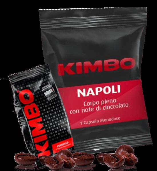 Kimbo Espresso Napolitano Kaffee Kapseln 100 Stück