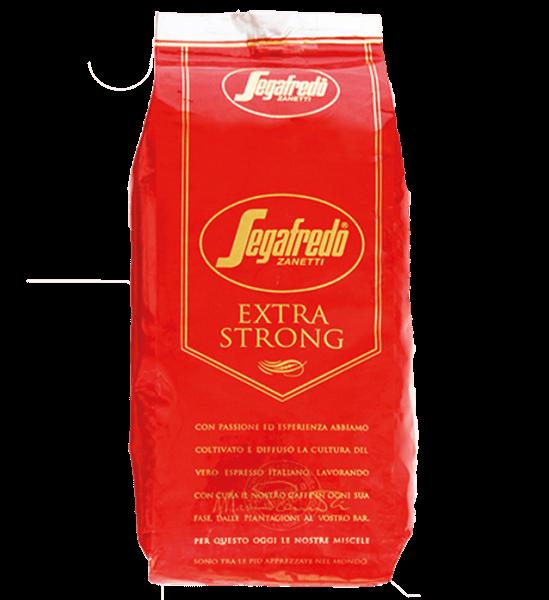 Segafredo Extra Strong - 1kg ganze Bohnen