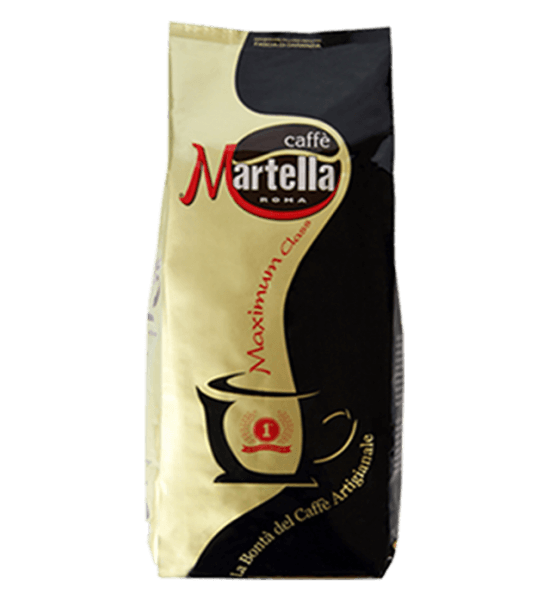 Martella Caffe Espresso Maximum Class 1000g Bohnen