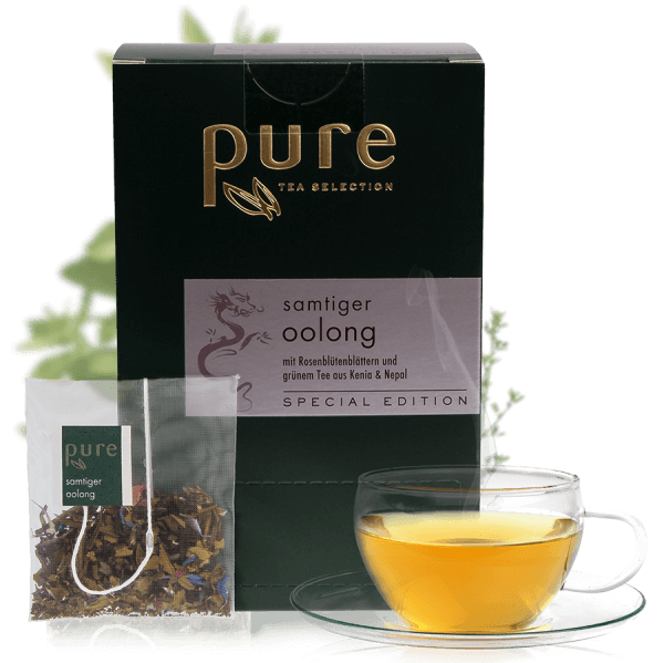 Pure Tea Special Edition samtiger oolong 1 Box