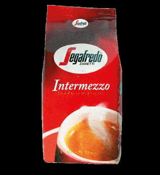 Segafredo Intermezzo Espresso Kaffee 1kg Bohnen