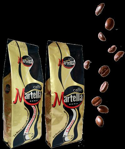 Martella Espresso - Probierpaket - 2 x 250g Bohnen