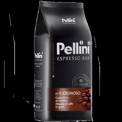 Pellini Cremoso 1kg Bohnen
