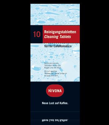 Nivona Reinigungstabletten NIRT 701