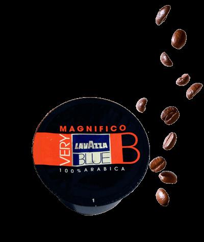Lavazza Blue Espresso Kapseln Very B Magnifico Nr. 886