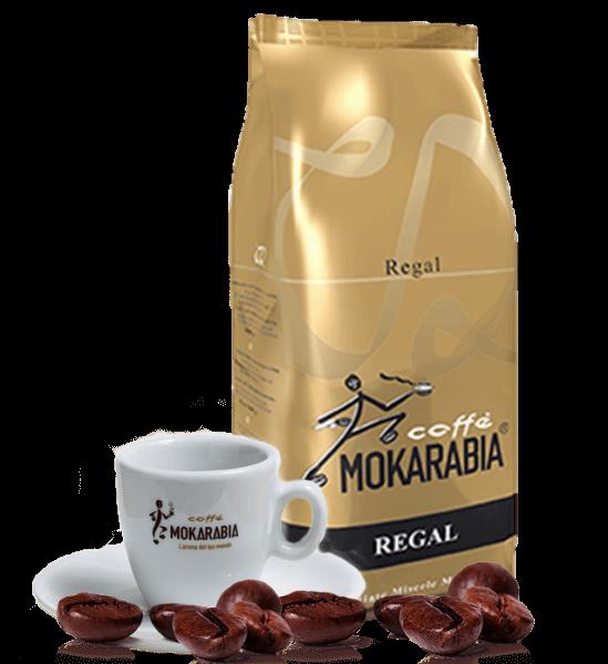 Mokarabia Regal 1kg Bohnen