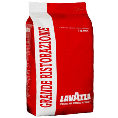 Lavazza Grande Ristorazione Kaffee Espresso 1kg Bohnen