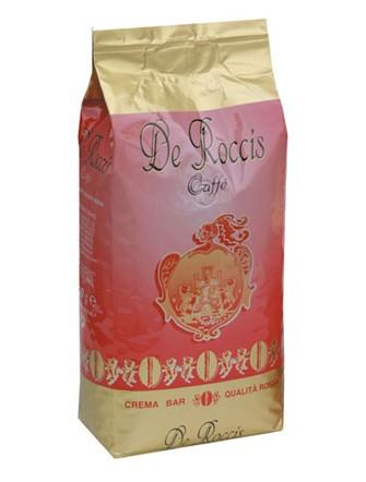 Caffè De Roccis - Qualita Rossa 1000g Bohnen