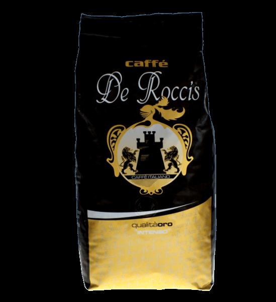 Caffe De Roccis Qualita Oro 1kg Bohnen