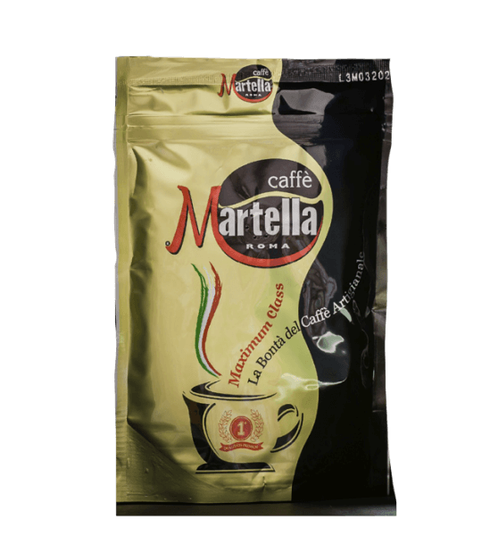 Martella Maximum Class Kaffee 250g Bohnen