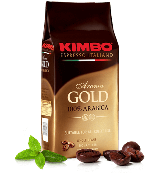 Kimbo Espresso Arabica Kaffee Kapseln