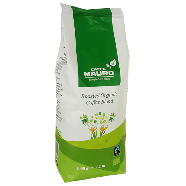 Mauro Caffe Bio Kaffee 1kg Bohnen