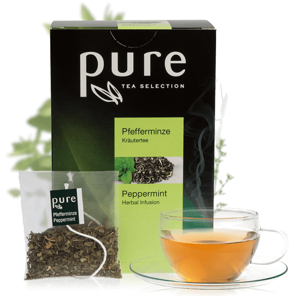 Pure Tee Selection Pfefferminze 1 Box