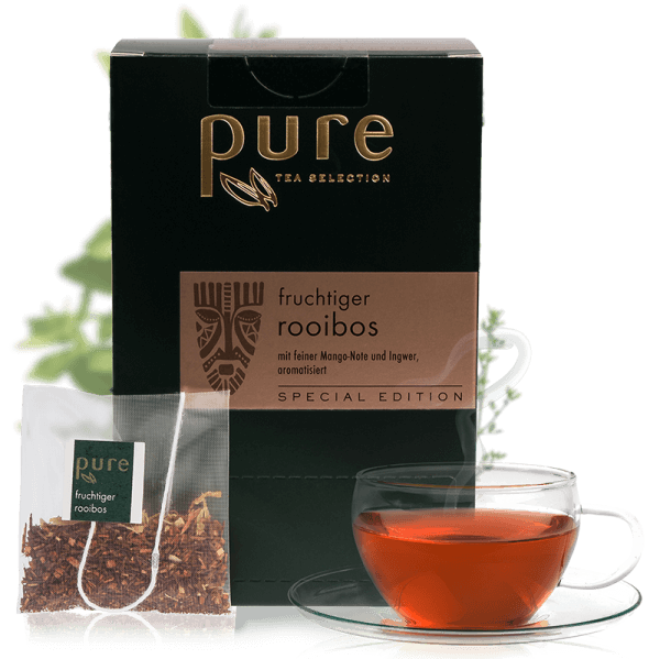 Pure Tea Special Edition fruchtiger rooibos 1 Box