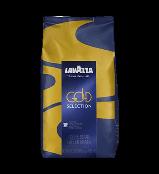 Lavazza Gold Selection Kaffee Espresso 1kg Bohnen