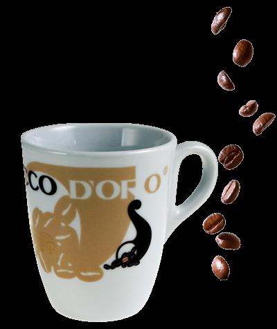 Chicco d'Oro Kaffee Mug