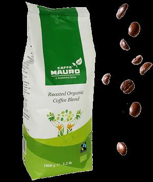 Mauro Caffe Bio Kaffeebohnen 1kg
